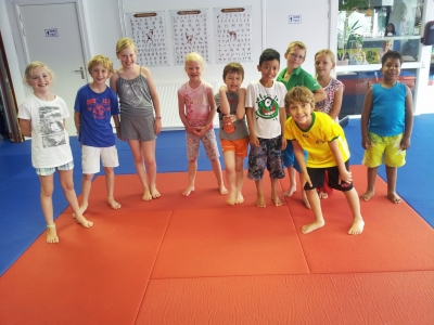 Workshops i.s.m. Kindervakantiepas